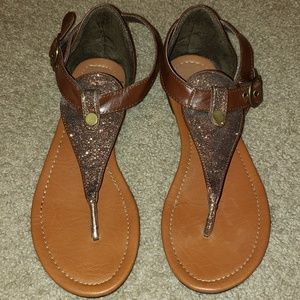 Maurices Sandals Size 9